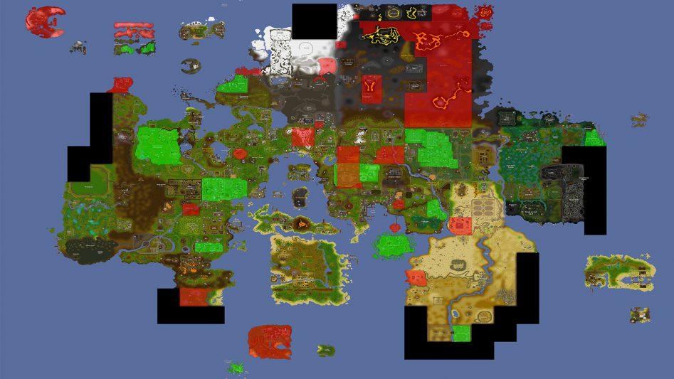 deadman rs map