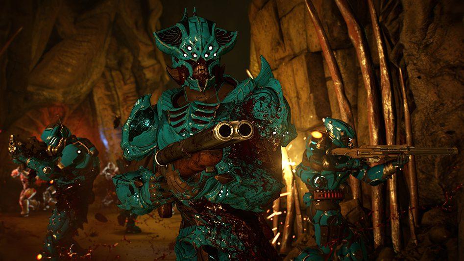 doom enter the evil update
