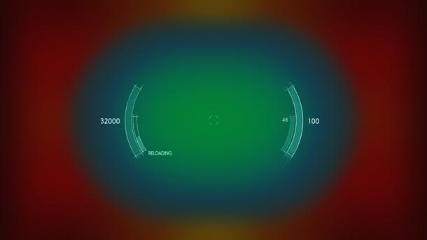Рис. E2: Все главные компоненты размещены в пределах оптимальной видимости.
