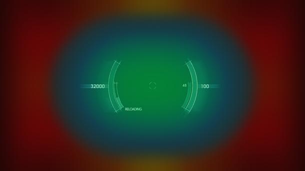 Рис. F1: Режим приближения с более заметным расположением интерфейса.