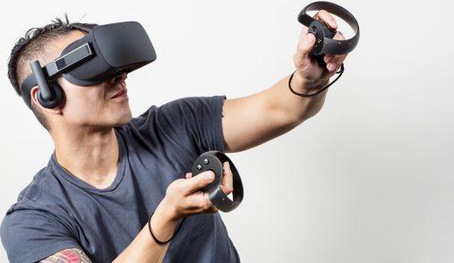 oculus rift home update