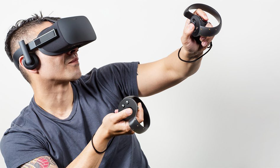 oculus rift home update
