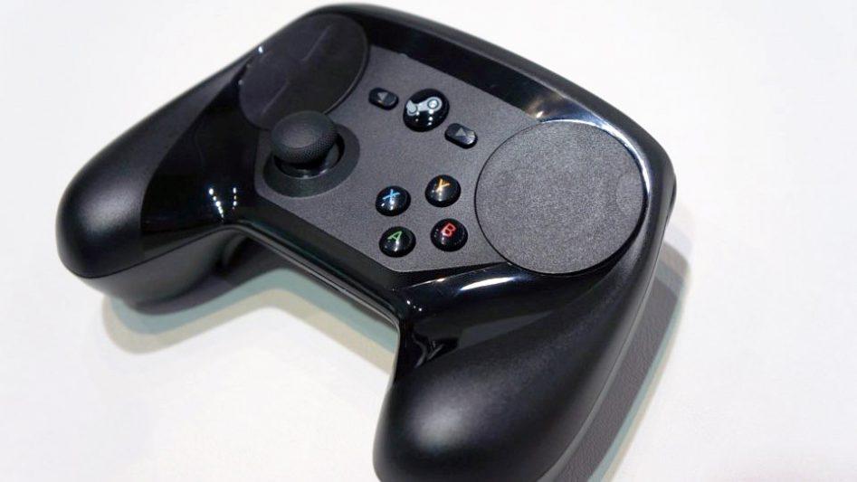 steam controller 4