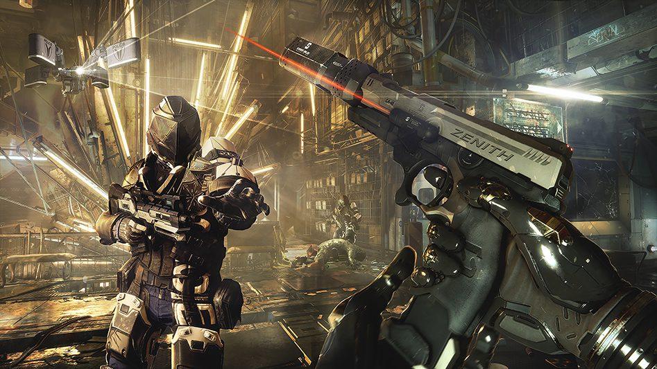 Объявлены характеристики Deus Ex: Mankind Divided - ProGamer.Ru