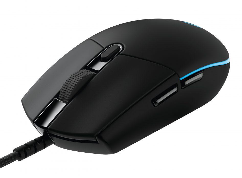 Игровая мышь Logitech GPro Gaming Mouse создана для экспертов