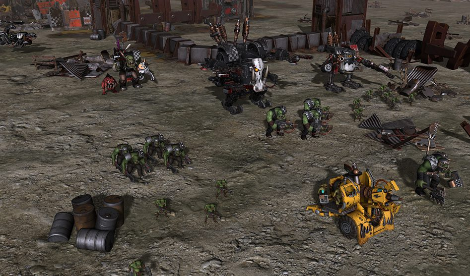 Warhammer 40000 Sanctus Reach announcement - 2