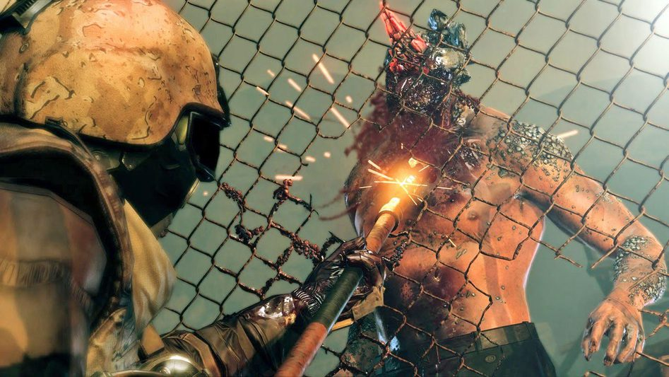 metal gear survive crystal zombie