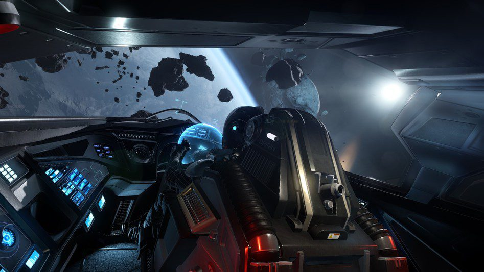 star citizen starship cabin