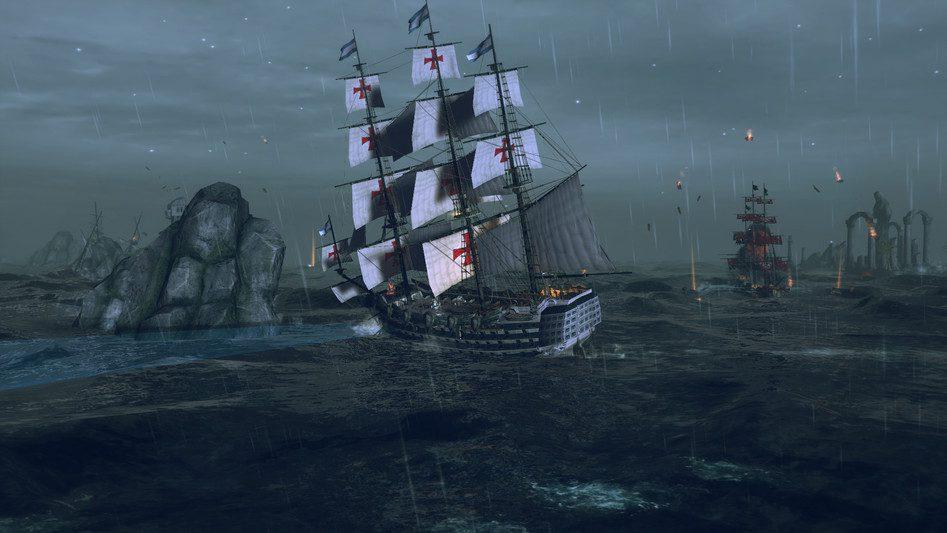 tempest pirate ship
