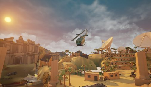 Out of Ammo VR strategi FPS released