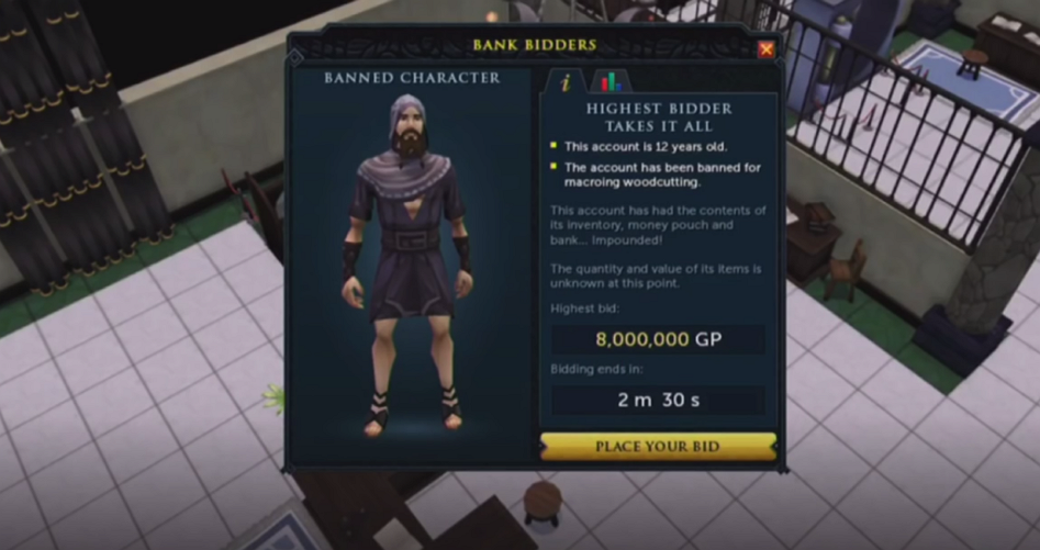 runescape-banned-players-stuff-on-auction
