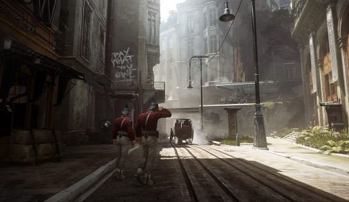 dishonored  street