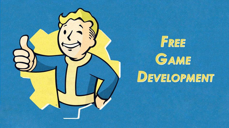 бесплатный софт для разработки игр