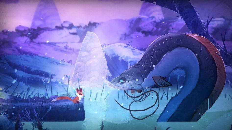 seasons after all sleepy guardian fish