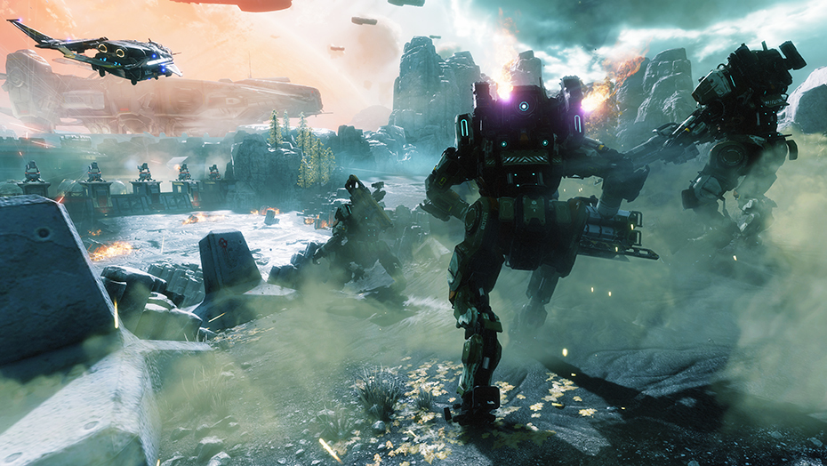 titanfall 2 roster