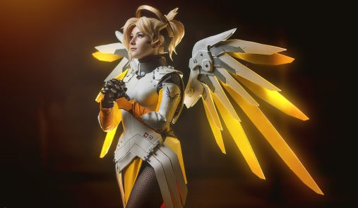 Overwatch Mercy Shappi