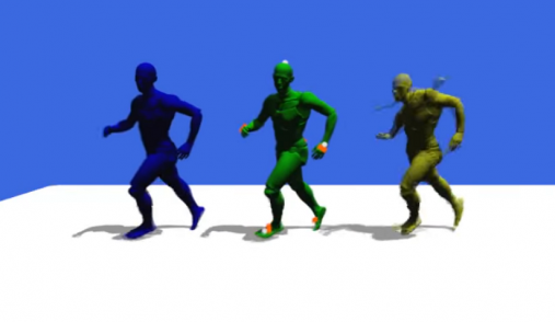 motion capture disney