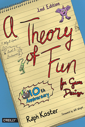 Raph Koster Theory of Fun