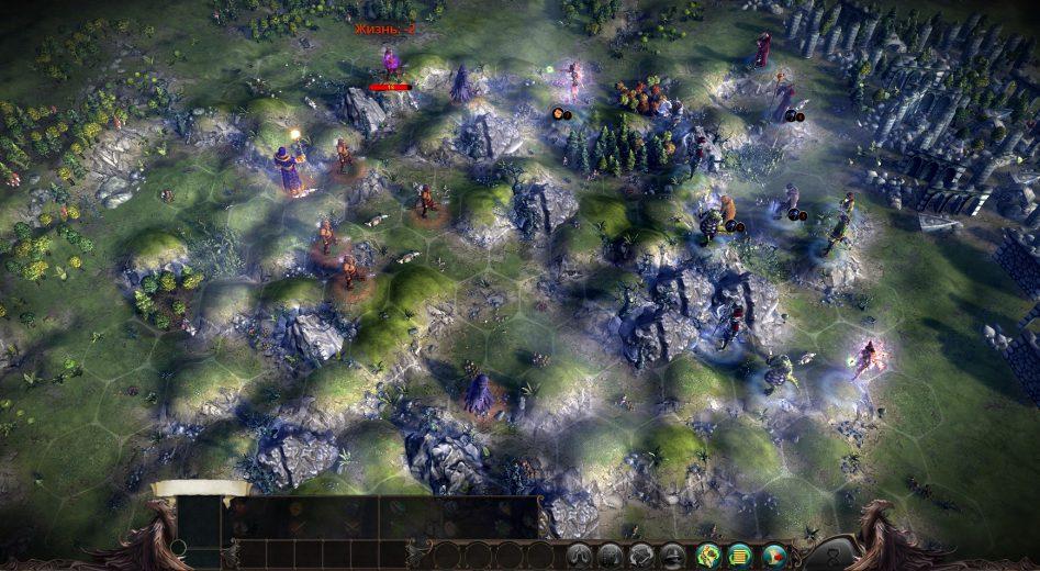 Обзор Eador: Imperium