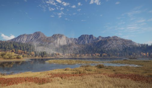 thehunter call of the wild mountains