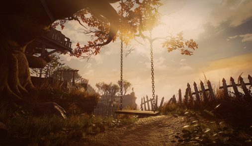 without stories edith finch swing