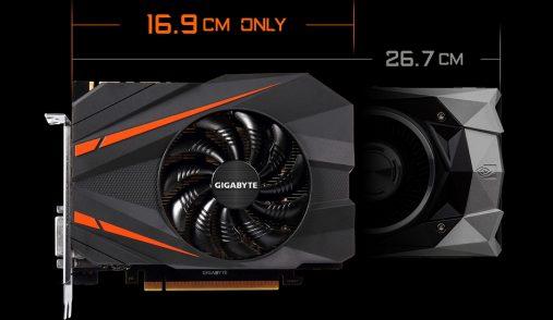 GeForce GTX  Mini ITX G shorter size