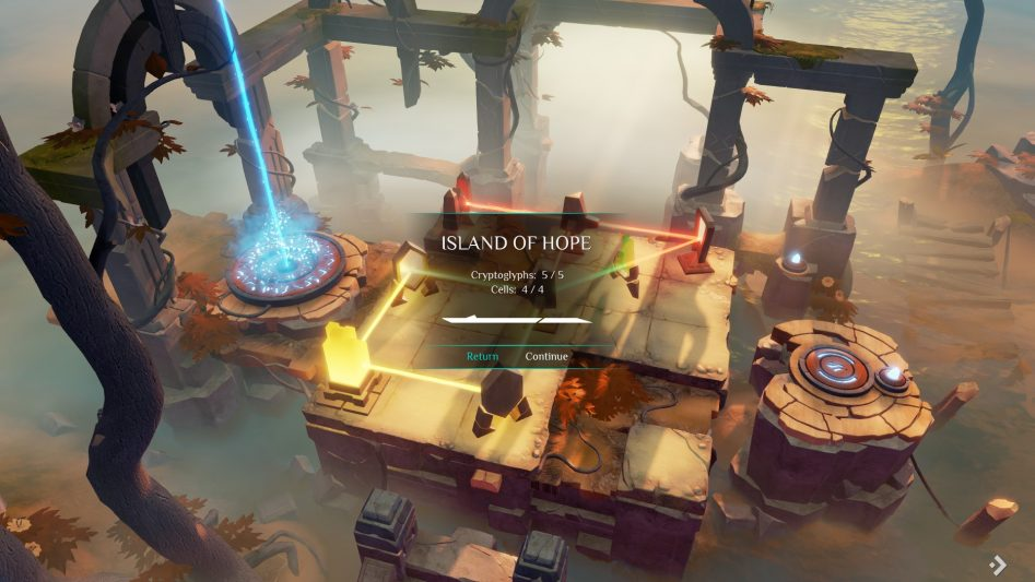 Обзор Archaica: The Path of Light