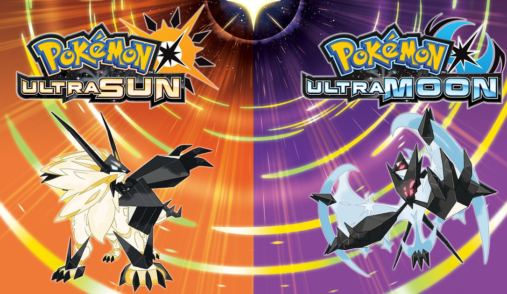 Pokemon ultra sun moon