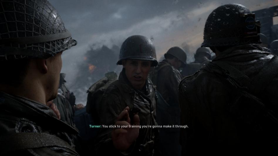 Проходная феерия имени Call of Duty: WWII