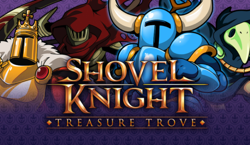 shovel knight treasure trove switch