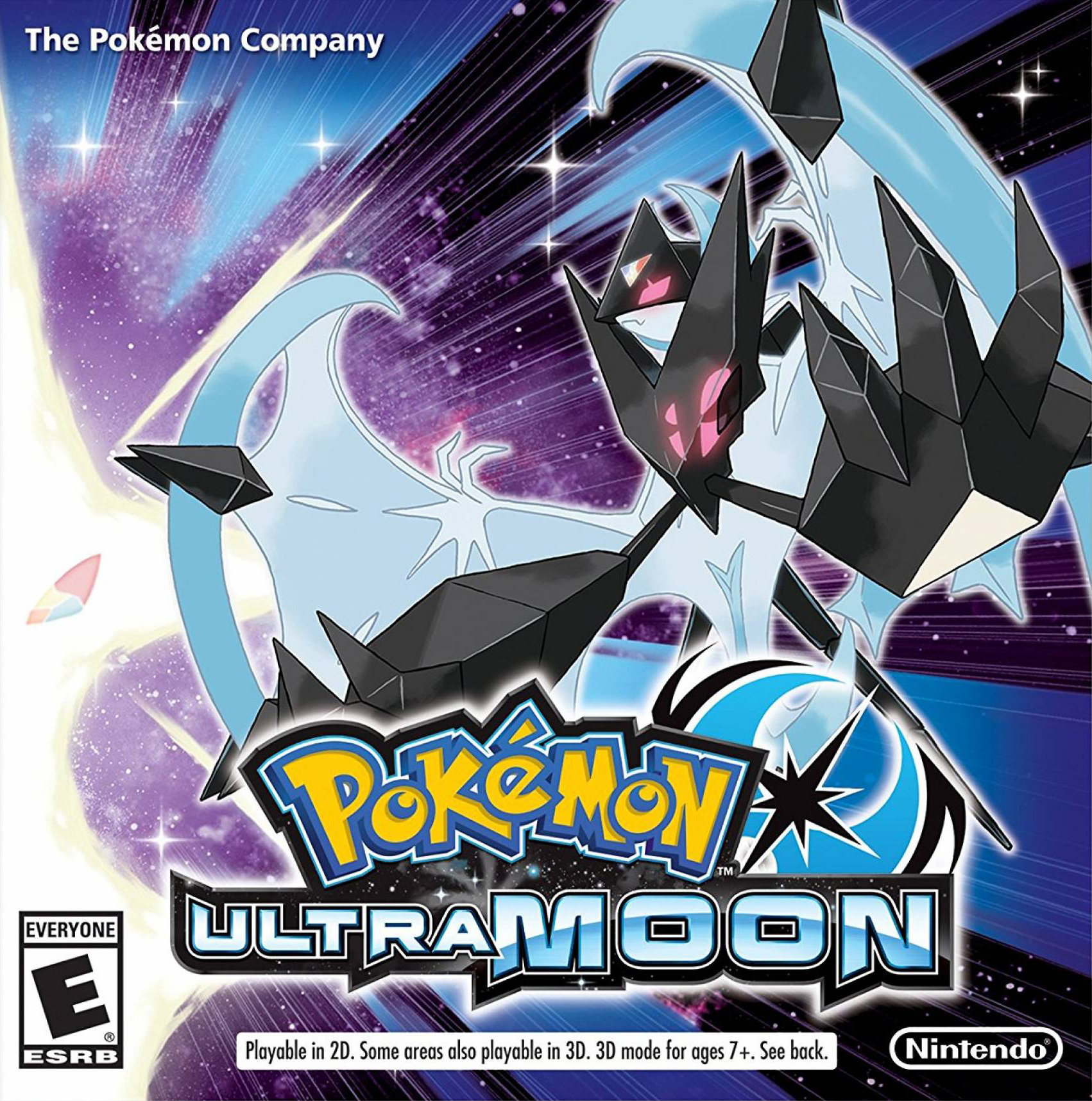 Pokemon Ultra Sun/Moon