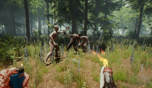 the forest release april