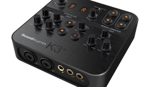 Creative Sound Blaster K