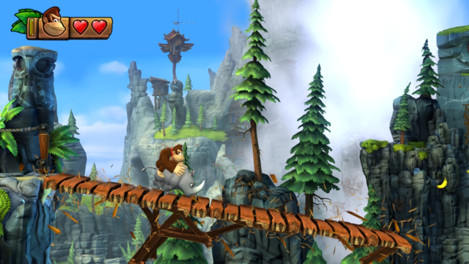 Обзор Donkey Kong Country: Tropical Freeze