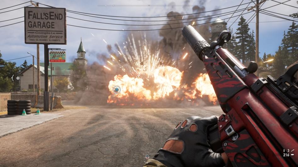 Обзор Far Cry Опять