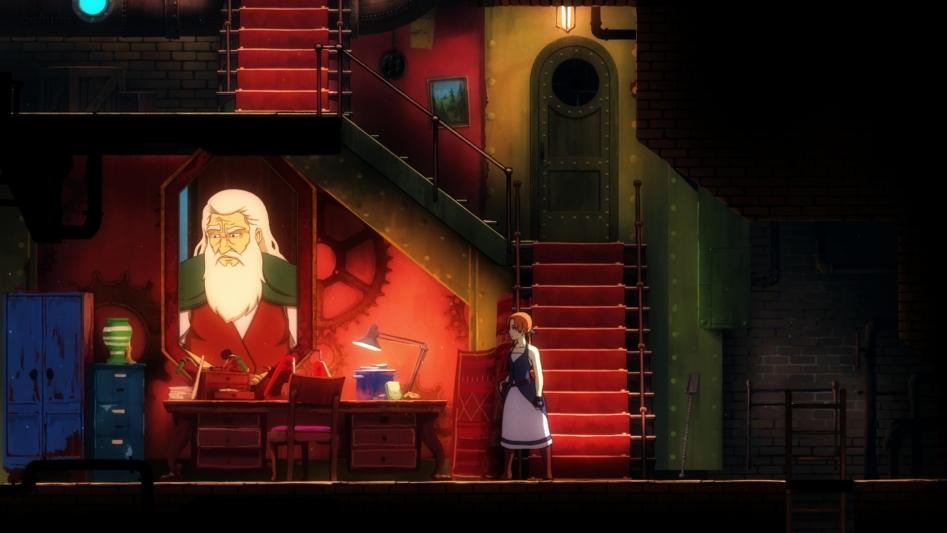 Forgotton Anne – обаятельная аниме-сказка в формате платформера