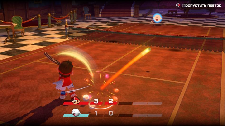 Обзор Mario Tennis Aces