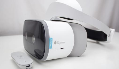 Lenovo Mirage Solo Daydream VR