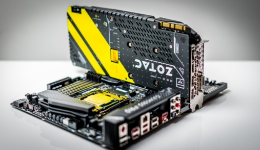 ZOTAC Nvidia GeForce GTX  AMP Edition