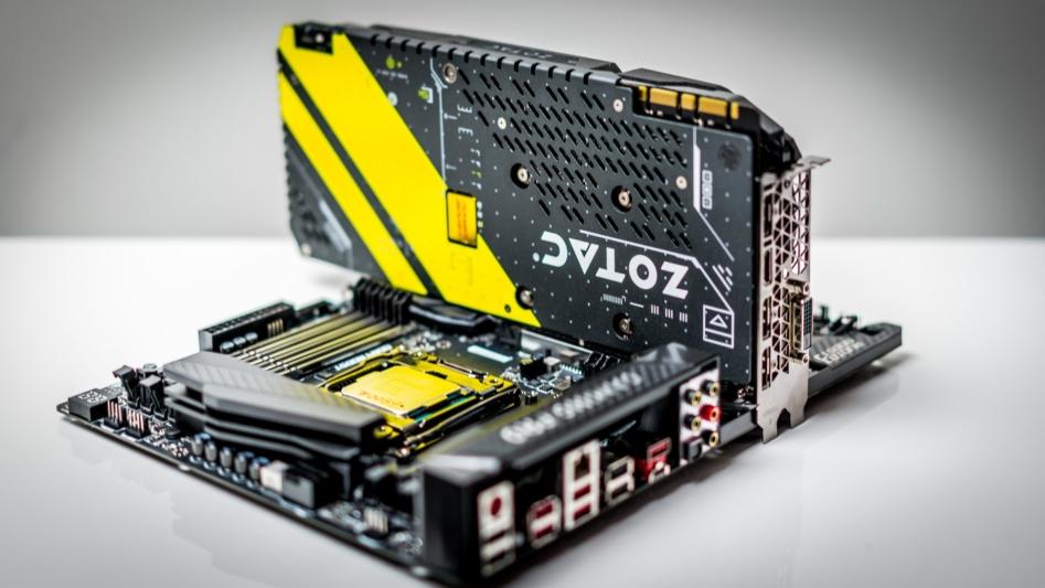 ZOTAC Nvidia GeForce GTX AMP Edition