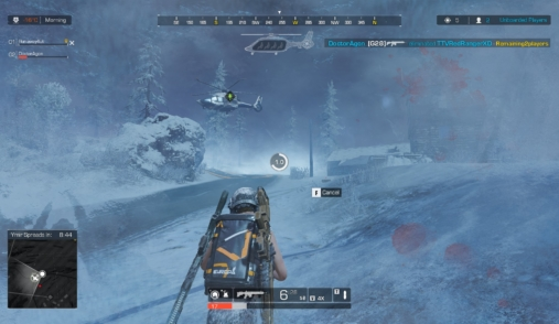 ring of elysium helicopter