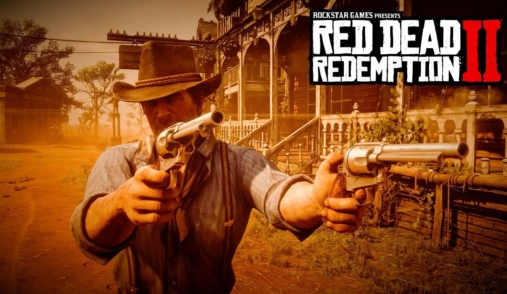 gejmplej red dead redemption  o