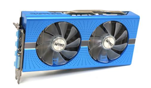AMD Sapphire RX  Nitro SE GB front