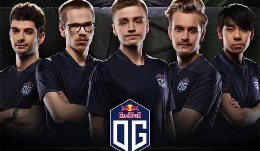 OG champions TI