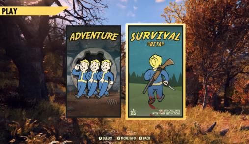fallout  Survival