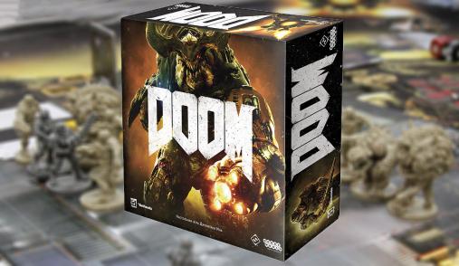doom tabletop