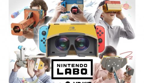 виртуальная реальности на Nintendo Switch