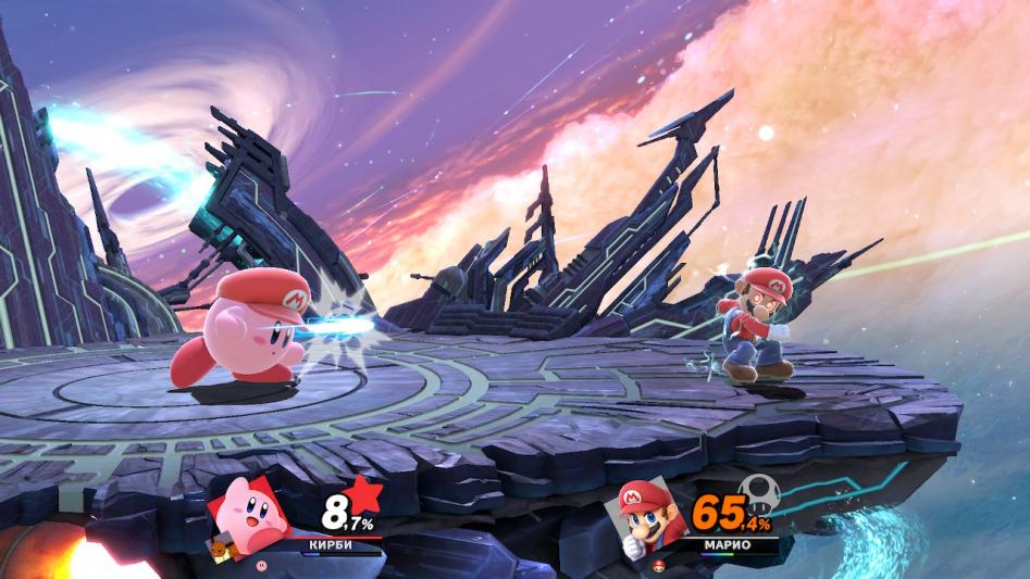Обзор Super Smash Bros. Ultimate