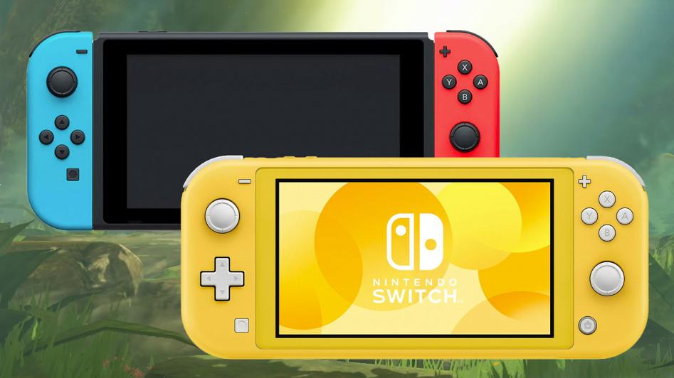 , Сравнение Nintendo Switch Lite с оригинальным Switch: что изменилось?