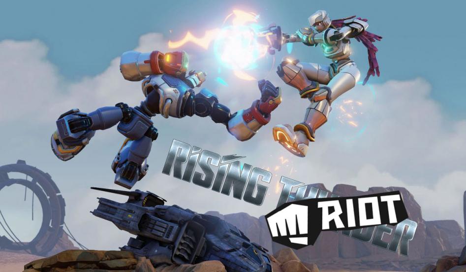 rising riot